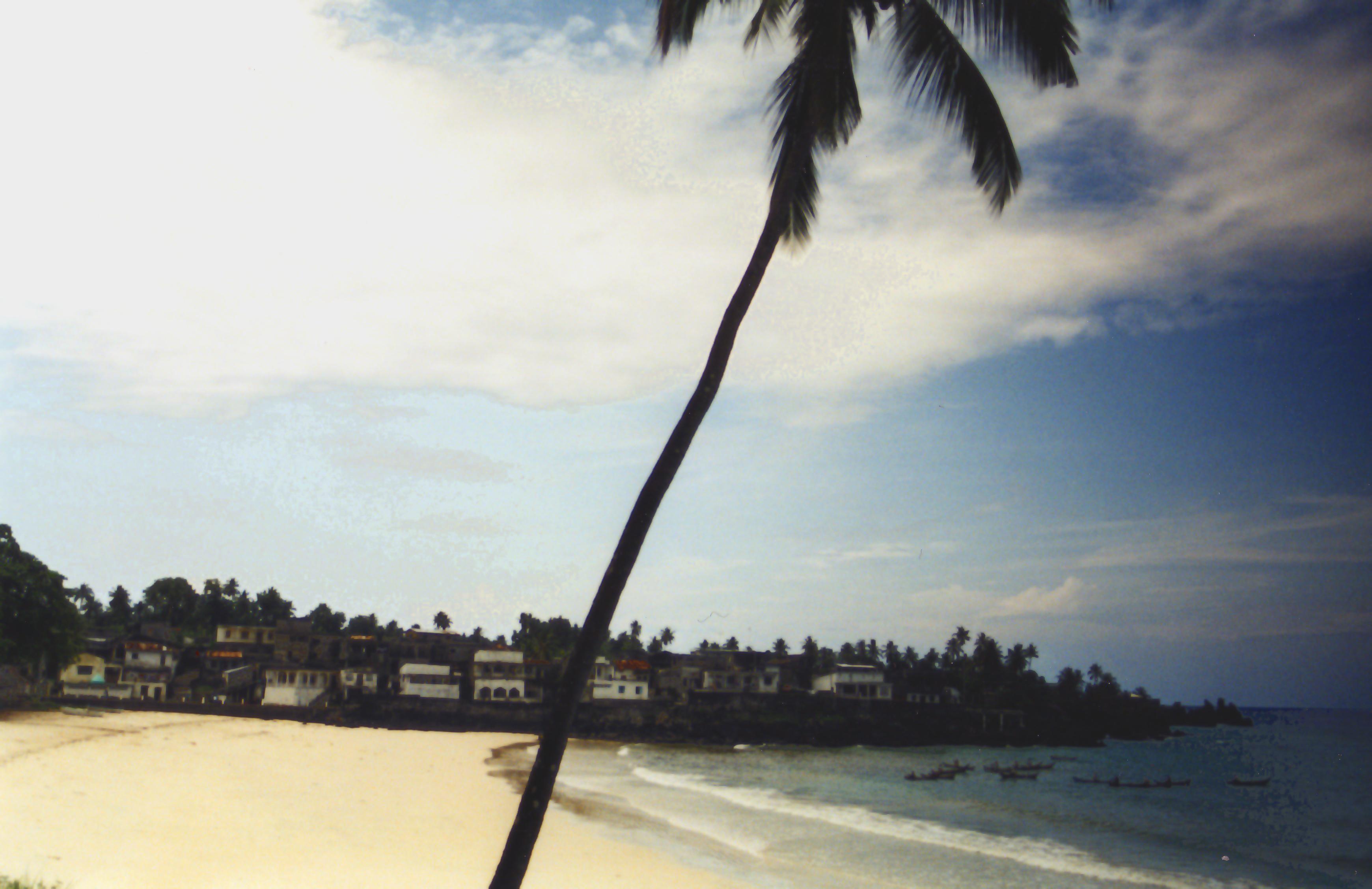 Itsandra beach. Crédit photo : Wikipedia