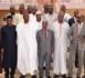 Tchad : le gouverneur nigérian de l'Etat du Bornou reçu à la Présidence