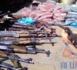 Tchad : saisie de plusieurs armes de guerre et arrestation de présumés malfrats