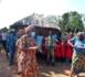 Tchad : la secrétaire d'État Alixe Naïmbaye offre 10 forages et un collège à des villages