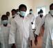 Tchad : l'ONAPE lance le stage de 14 diplômés à l'hôpital de Sarh