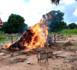 Tchad : le DG de la gendarmerie démantèle une barrière anarchique sur l'axe Koumra-Sarh
