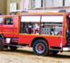 Tchad : la mairie de N'Djamena reçoit un don d'un fourgon d'incendie
