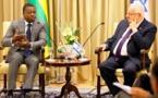 Fin de la visite d'Etat du Président Faure Gnassingbé en Israël