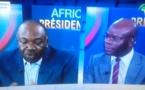Gabon: A l'américaine Ali Bongo fait face à la presse