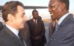 France: Nicolas SARKOZY écrit à Idriss DEBY à l'accosion du 48ème anniversaire de l'Indépendance du Tchad