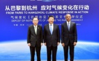 China and US ratify Paris climate pact