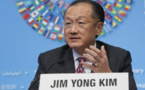 Chinese Vice Finance Minister: China supports Jim Yong Kim's reappointment