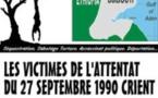 DJIBOUTI : Vingt cinq après, la page sanglante de l'attentat du café de Paris, le régime dictatorial, dit ne rien regretter