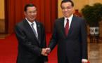 Les relations sino-cambodgiennes sont de plus en plus matures