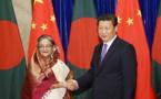 La visite de Xi Jinping au Bangladesh va constituer un nouveau jalon des relations bilatérales