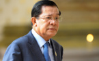 Cambodian Prime Minister Hun Sen calls for closer strategic cooperation with China