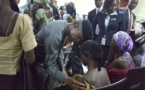 L'une de filles libérées par Boko Haram a un bébé