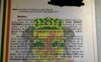 Congo Brazzaville :  le site d'information congo-liberty.com abusé par un faux usage de faux.