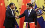 China-Ecuador ties better than ever: Chinese ambassador
