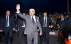 Le Roi Mohammed VI  entame la 2ème partie de sa tournée africaine avec une visite officielle de travail en Ethiopie