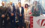 Salon des infrastructures d'Abidjan 2016 : Les hommes d'affaires Tunisiens étaient présents à l'événement
