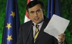 Géorgie : le chef d'état-major de l'armée limogé par le président Saakachvili