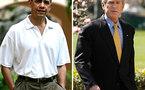 Bush promet à Obama une coopération complète pendant la transition