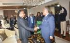 Visite de travail à Kinshasa : Sassou N'Guesso échange avec la classe politique et la société civile