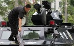 Chine: des milliers de personnes attaquent la police dans le sud