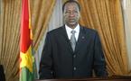Rassemblement contre la visite officielle en France du dictateur burkinabé Blaise Compaoré