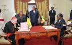 Congo-Vatican : un accord cadre pour dynamiser la coopération bilatérale