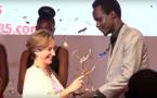 Didier Lalaye, le médecin tchadien lauréat de l'innovation