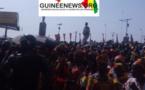 Accueil triomphal du Roi Mohammed VI, un grand leader africain, en République de Guinée