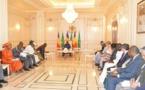 Tchad : Réunion sur la santé à la Présidence pour faire le point sur la situation épidémiologique