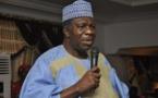 L'ex-Président du Sénat du Nigéria. Crédits photo : Sources
