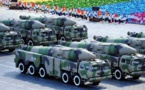 China to raise 2017 defense budget by around 7%
