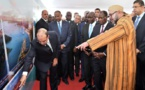 Le Roi du Maroc et le Président ivoirien s'enquièrent de l'état d'avancement des travaux de sauvegarde et de valorisation de la Baie de Cocody