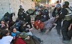 Des colons expulsés manu militari à Hébron