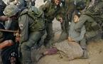 """Olmert dénonce un """"pogrom"""" de colons contre des Palestiniens"""