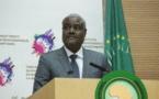 Le Président de la commission de l'Union Africaine, Moussa Faki. UA
