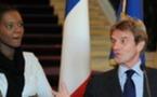 France: Rama Yade risposte aux propos de Kouchner