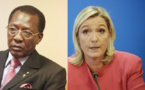 Tchad : Marine Le Pen va prononcer un discours sur les relations avec l'Afrique