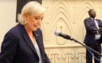 2ème guerre mondiale : Le vibrant hommage de Marine Le Pen au Tchad