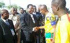 Tchad : Formation des entraineurs de football niveau 1 à l'Office national des sports
