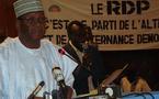 Tchad : Célébration du 17ème anniversaire du RDP, allocution de Lol Mahamat Choua