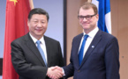 Joint Declaration between the People's Republic of China and the Republic of Finland