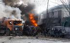 Un militaire américain tué dans un attentat suicide à Kaboul