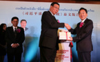 """Thai edition of book """"Xi Jinping: The Governance of China"""" released in Thailand"""