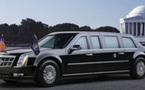"""EN IMAGES - Découvrez """"Cadillac One"""", l'Obamamobile ultra-protégée"""