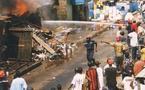 Tchad : Violent incendie dans un village, un blessé grave et beaucoup de dêgats