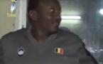 Tchad : Les visages des quatre assaillants arrêtés, dévoilés par les autorités. Image : Télé Tchad