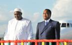 Adama Barrow à Brazzaville : le président gambien est venu puiser à la source de l'expérience congolaise