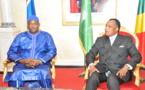 Congo-Gambie : Adama Barrow loue l'action de Sassou N'Guesso dans la resolution des crises africaines
