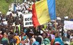 Tchad : Les partisants du président I. Déby ont organisé une marche de soutien